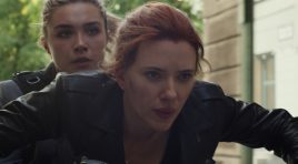 Get behind the action of 'Black Widow'