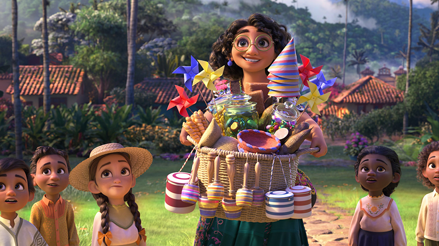 Experience the magic of 'Encanto'