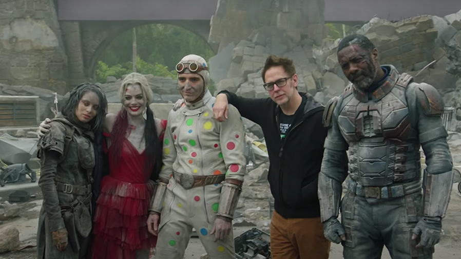 Jump into James Gunn's world in 'The Suicide Squad'