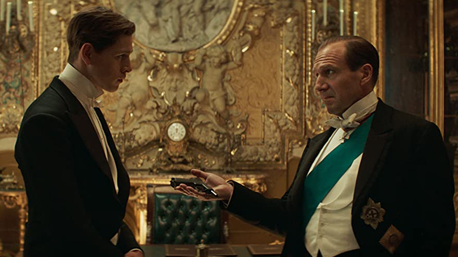 Go behind the legacy of 'The King's Man' in new featurette