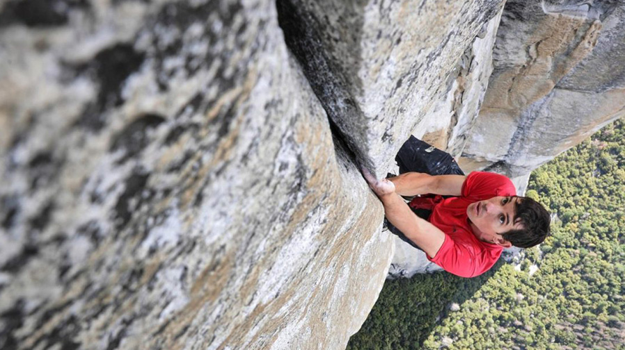 Alex Honnold to host new series for Disney+