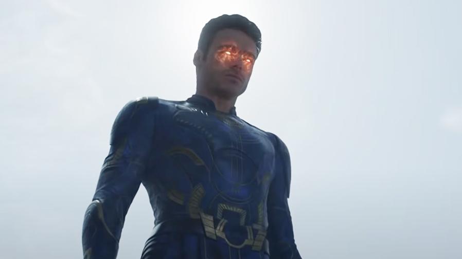 Behold the immortal power of Marvel Studios 'Eternals'