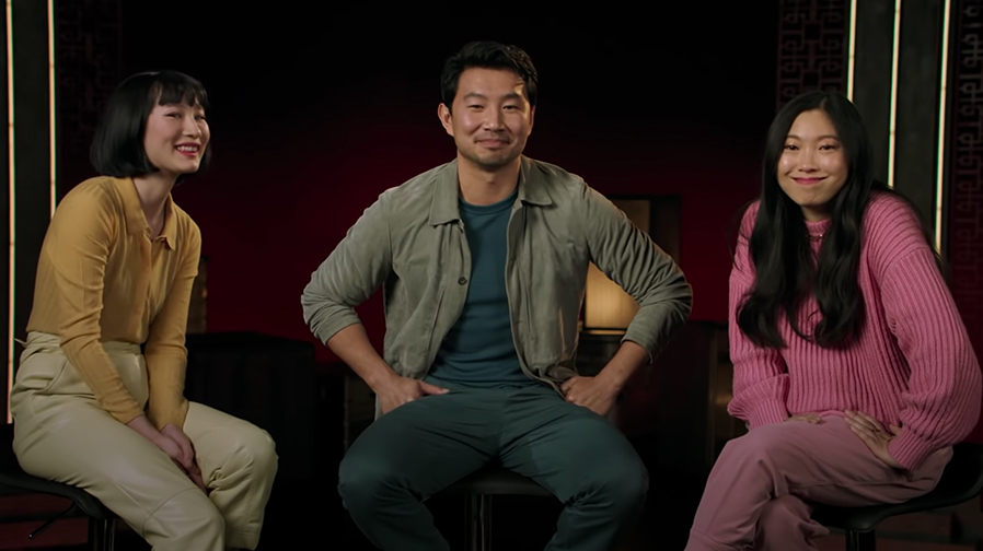 The cast of 'Shang-Chi and the Legend of the Ten Rings' open up about the movie