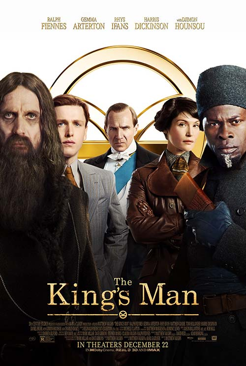 The King's Man Poster SpicyPulp