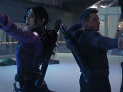 Hawkeye First Look Trailer SpicyPUlp