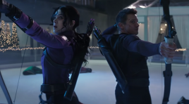 Take your first look at Marvel Studios 'Hawkeye'
