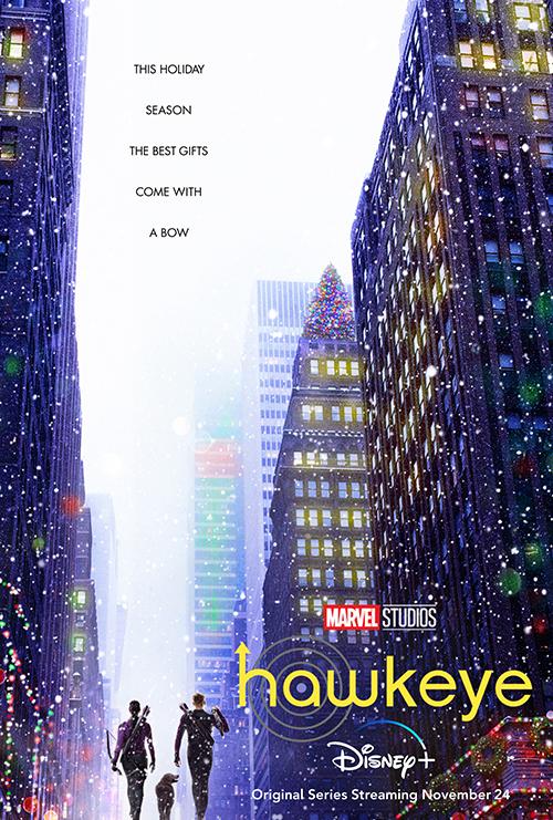 Hawkeye Poster SpicyPulp