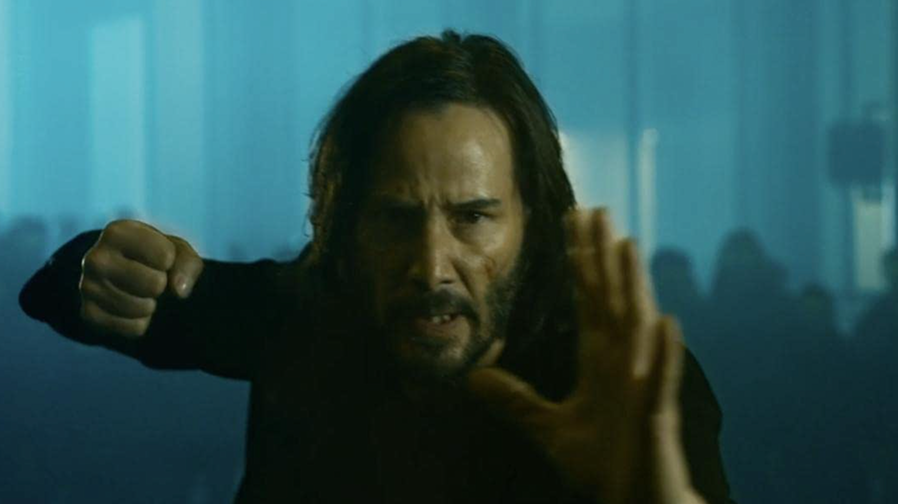 The first trailer for 'The Matrix Resurrections' is here