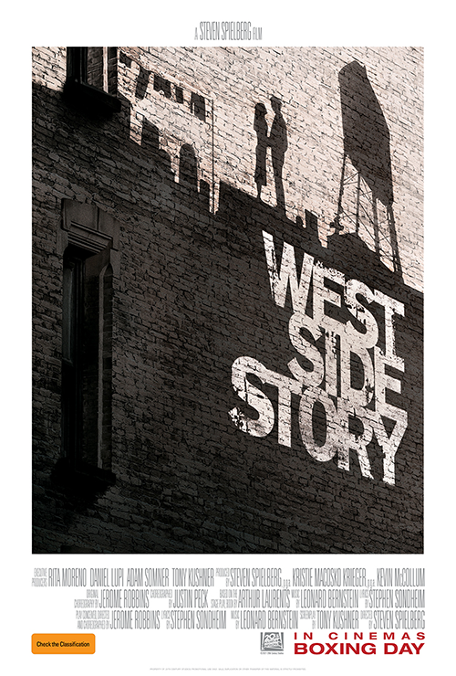 West Side Story Poster SpicyPulp
