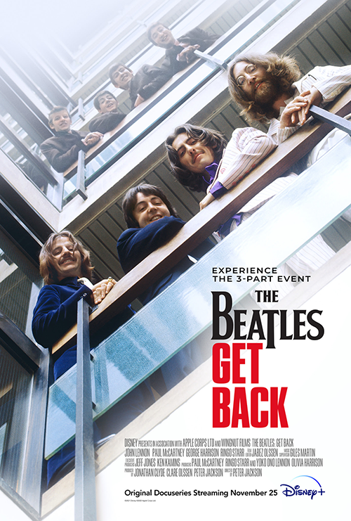 The Beatles Get Back Poster SpicyPulp