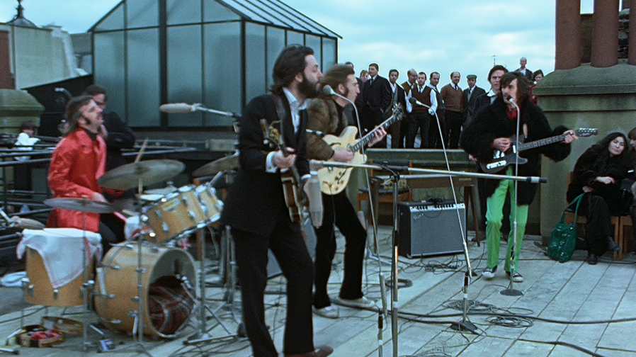 Get your groove on with 'The Beatles: Get Back'
